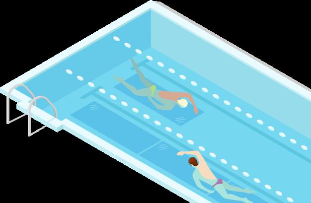 SwimMirror