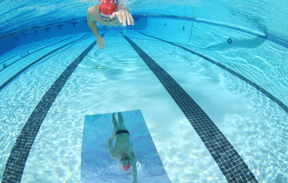 How an Underwater Pool Mirror Takes Your Swimming to the Next Level ...
