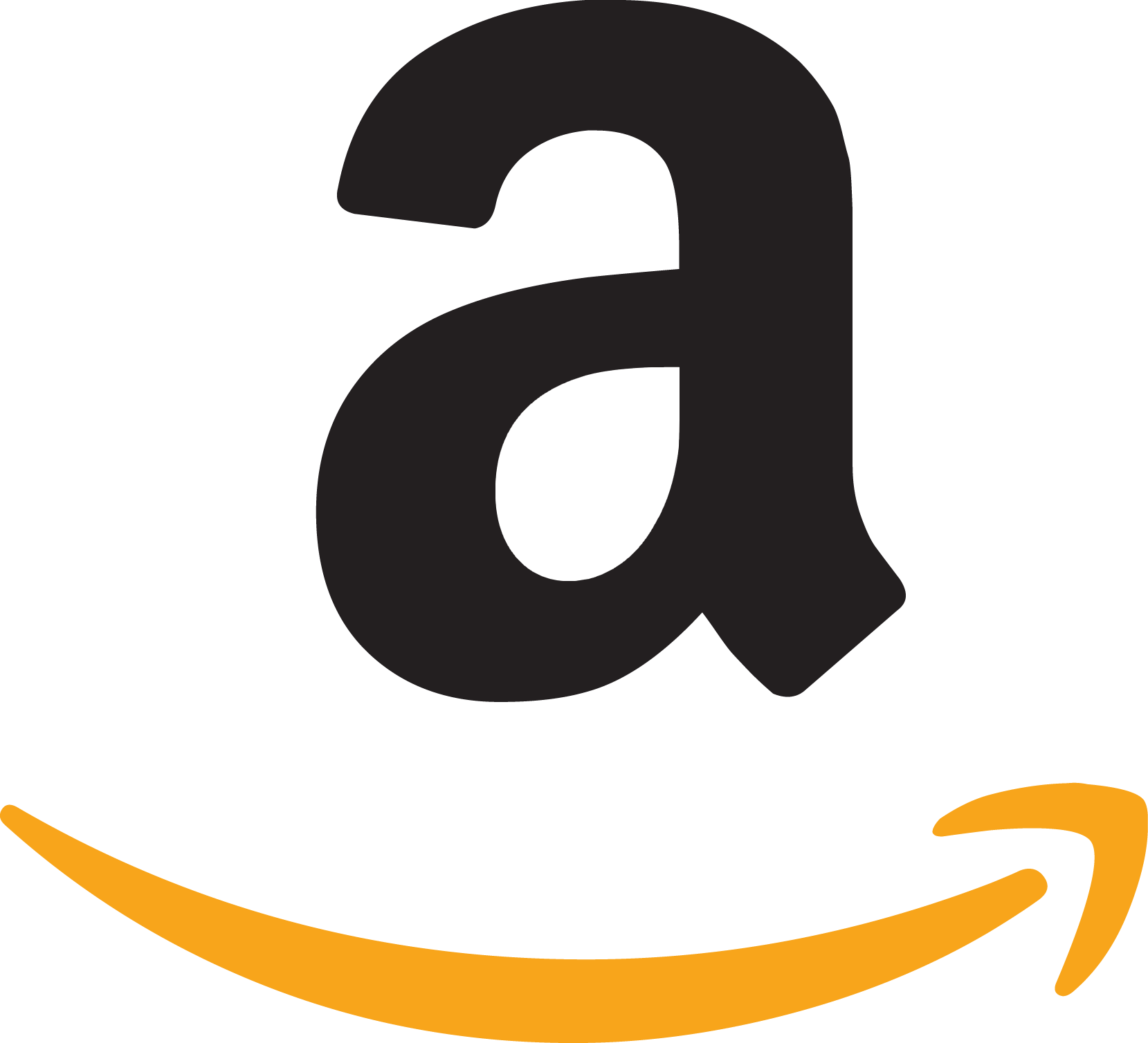 Image result for amazon logo vector